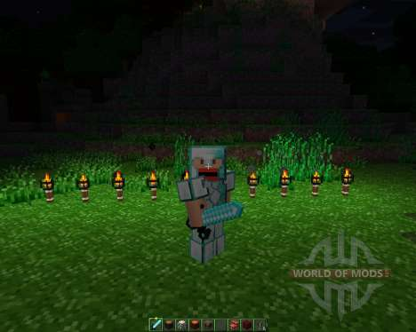 Happy Charlote [16x][1.7.2] для Minecraft