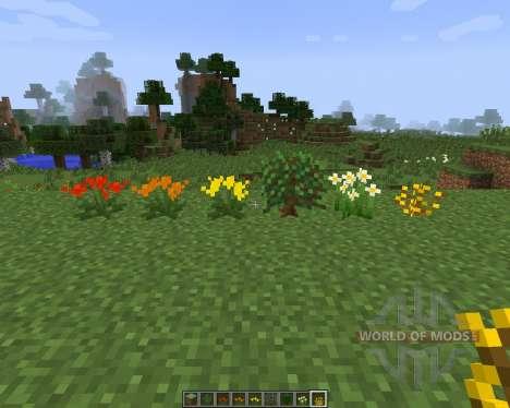 Plant Mega Pack [1.7.2] для Minecraft