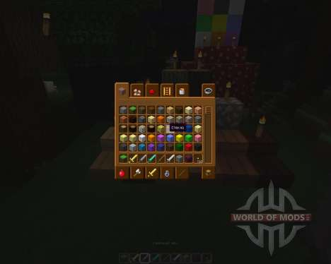 BudPack [16x][1.7.2] для Minecraft