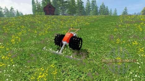 Bucher M300 v0.8 для Farming Simulator 2015