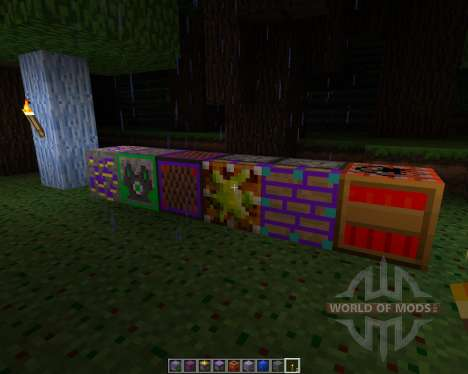 Seus [16x][1.7.2] для Minecraft
