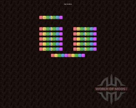 Sugarpack [32x][1.8.1] для Minecraft