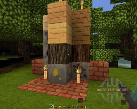Willpack [32x][1.7.2] для Minecraft