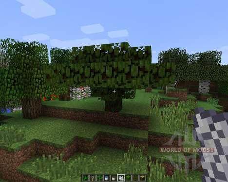 CocoaCraft [1.7.2] для Minecraft