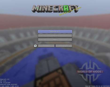 Six Gig [64x][1.7.2] для Minecraft