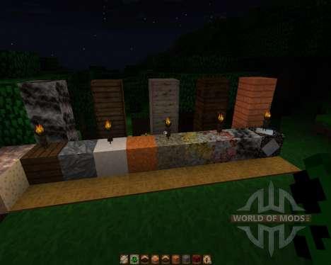 Moray Summer [64x][1.7.2] для Minecraft