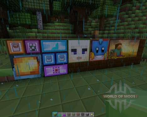 BlokuHD [64x][1.7.2] для Minecraft