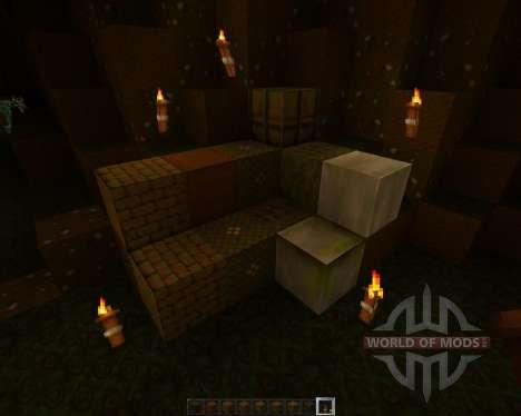 Keeper Craft [32x][1.7.2] для Minecraft