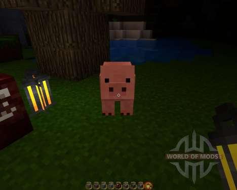 CSB craft [16x][1.7.2] для Minecraft