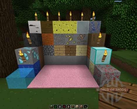 SixtyGig [64x][1.7.2] для Minecraft