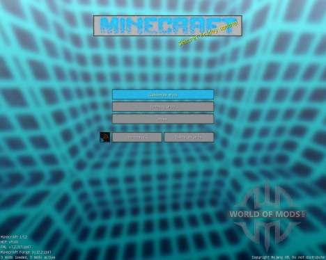 Cyber Optiks [64x][1.7..2] для Minecraft