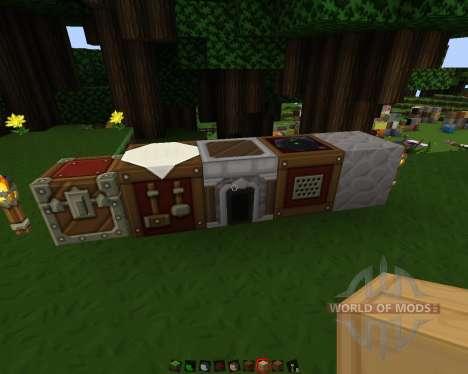 Sphax BD [64x][1.7.2] для Minecraft