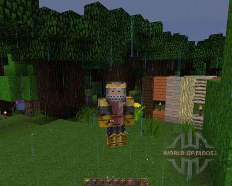 Medieval [32x][1.7.2] для Minecraft