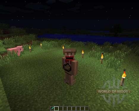 Special Armor [1.6.2] для Minecraft