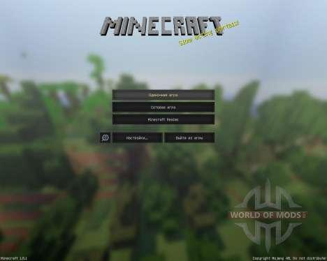 BetaBox [16х][1.8.1] для Minecraft