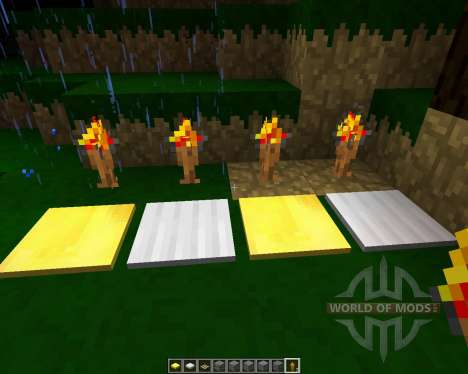 Nameless [16х][1.8.1] для Minecraft