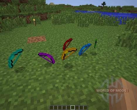 XtraBlocks [1.6.2] для Minecraft