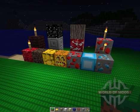 Newtimes [16x][1.7.2] для Minecraft