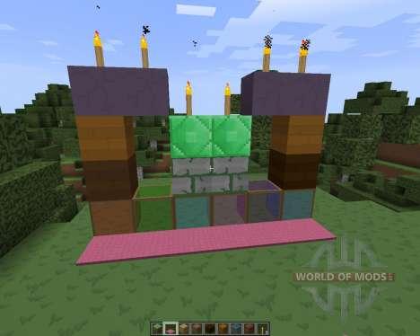 Crips [128x][1.7.2] для Minecraft