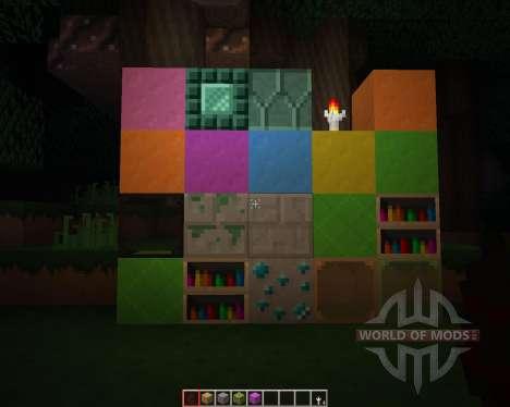 Sandy Dreams [16х][1.8.1] для Minecraft
