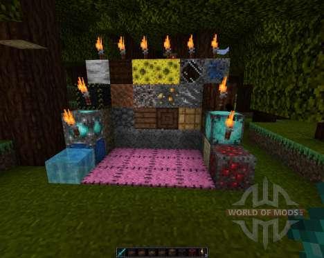 The Asphyxious CustomPack [16x][1.7.2] для Minecraft