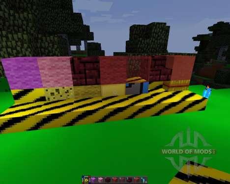 Halo [16x][1.7.2] для Minecraft