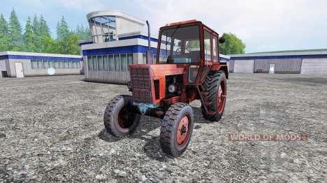 МТЗ-80 [edit] для Farming Simulator 2015