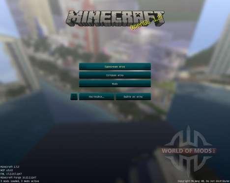 Jammercraft [32x][1.7.2] для Minecraft