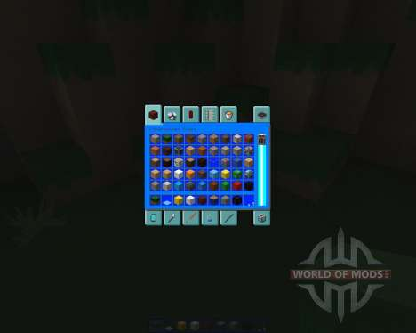 MineClone Star Wars Texturepack [16x][1.7.2] для Minecraft