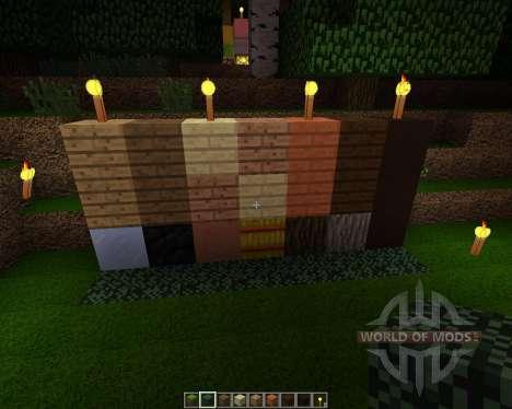 True Craft [64x][1.7.2] для Minecraft