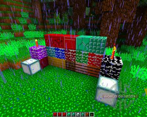 SES 8BIT Textures [8х][1.8.1] для Minecraft