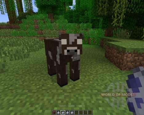 Herobrine [1.6.2] для Minecraft