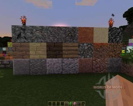 Ayrithias [32x][1.8.1] для Minecraft