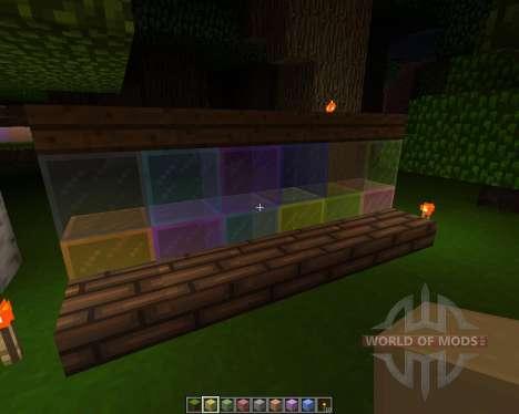 Sexy Pixels [16x][1.7.2] для Minecraft