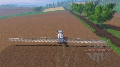 OMBU Fumigador Rural для Farming Simulator 2015