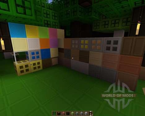 OttieCraft [16x][1.8.1] для Minecraft