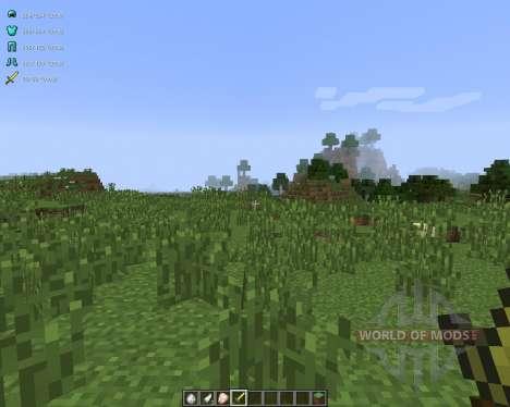 Better PvP [1.7.2] для Minecraft