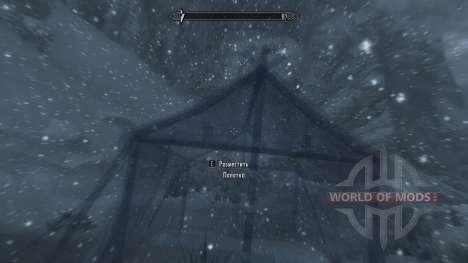 Заморозки - спасение в лагере [2.6] для Skyrim восьмой скриншот