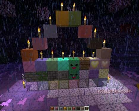 Pastel Melody [16x][1.8.1] для Minecraft