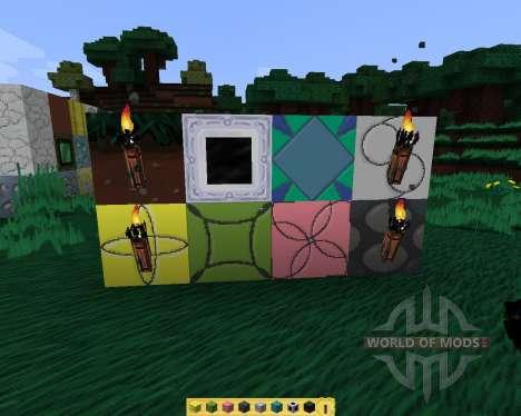 SRDs Chromatose [64x][1.8.1] для Minecraft