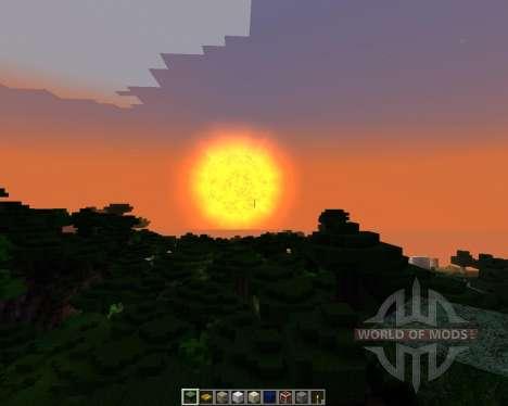 HD Vision [32x][1.7.2] для Minecraft