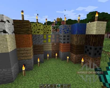 UnComplex Craft [Version: 1.2] [16x][1.7.2] для Minecraft