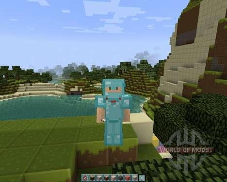 PIXIE [16x][1.7.2] для Minecraft