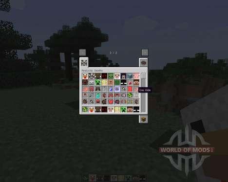 Realistic Deaths [1.7.2] для Minecraft