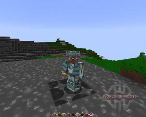 STRANGE CRAFT [128х][1.8.1] для Minecraft