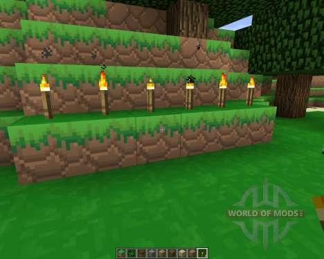 Flax [32x][1.7.2] для Minecraft