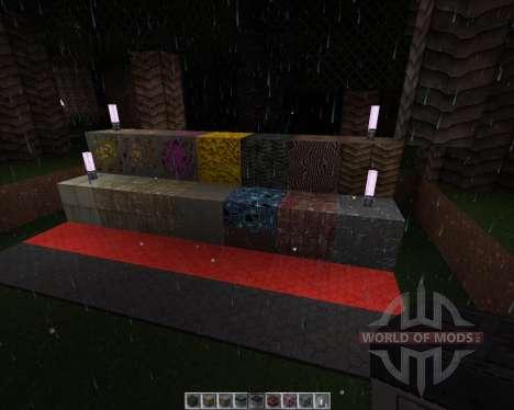 Scifantasy [256x][1.7.2] для Minecraft