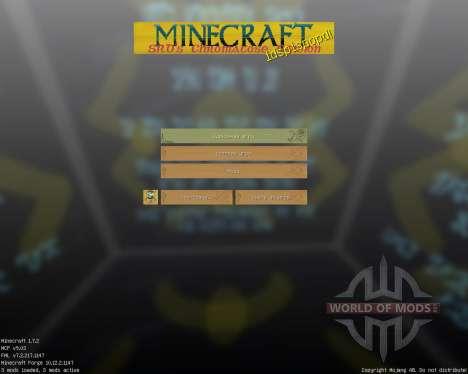 SRDs Chromatose [64x][1.7.2] для Minecraft