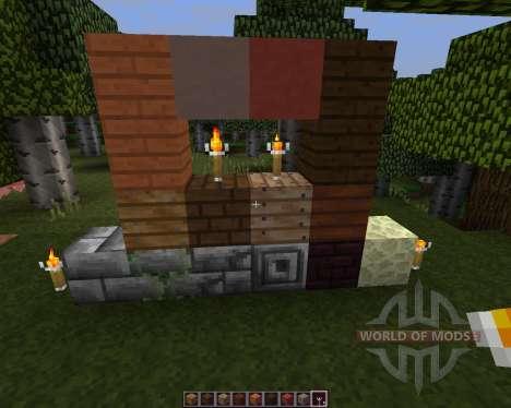 FNI Realistic [64x][1.7.2] для Minecraft