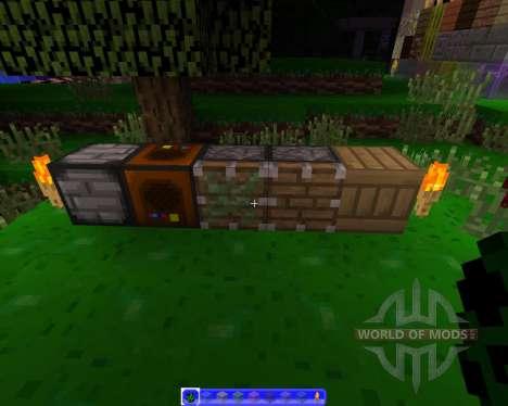Club penguin [16х][1.8.1] для Minecraft